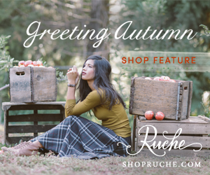 Ruche Fall Fashion