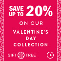 Save Up To 20% On Our Valentine's Day Collection!
