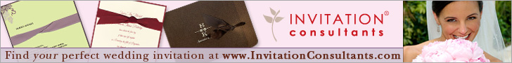 Wedding Invitations by InvitationConsltants.com