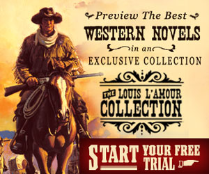 Preview The Best Western Novels Ever Written!