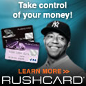 Take Control of Your Money - purple & black cards