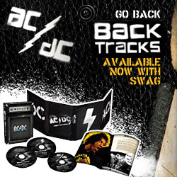 AC/DC Backtracks - Available now