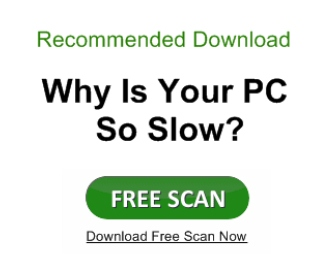 Free PC Performance Scan