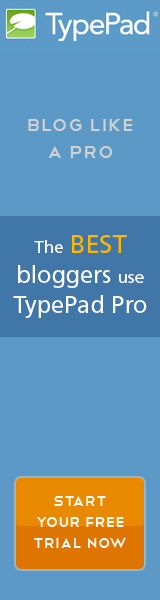 TypePad Best Blogger