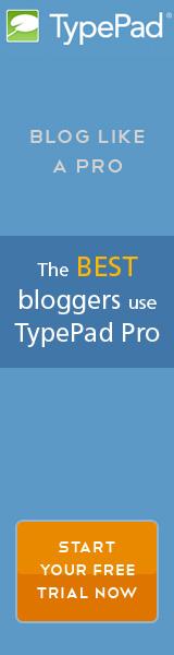 TypePad Best Blogger