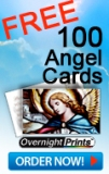 Free Angel Cards! Gifts of Love & Inspiration from