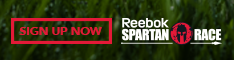 Register for a Reebok Spartan Race Today!