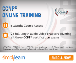 CCNP Online Training Course