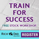 Rich Dad Education - Free Live Stock Success Workshop - Register Now!