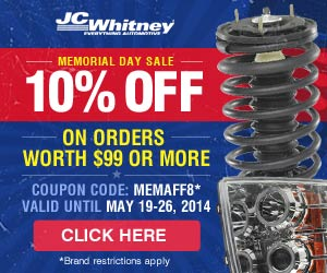 J.C. Whitney Auto Parts Catalog