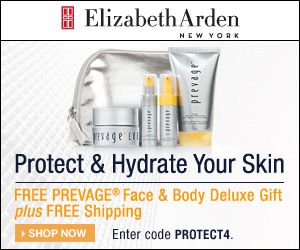 FREE Face & Body Deluxe Gift with ANY PREVAGE orde