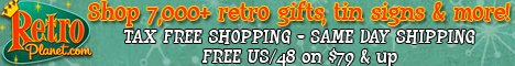 Shop Retro Planet's 7,000+ Products