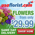 USAFlorist Send Flowers - Cheapest Online - Send Flower Coupon save 10%