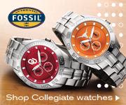 Fossil Collegiate Watches