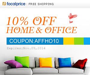 10% OFF Home & Garden