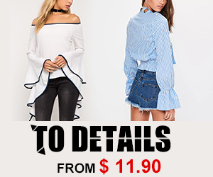 All New Style Arrived,Start From $11.90 And $5 OFF $49+
