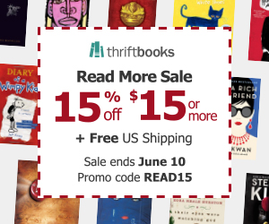Read More Sale @ ThriftBooks