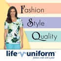 Fresh looks at LifeUniform.com