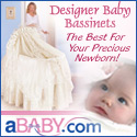 Luxurious Baby Bassinets at aBaby.com