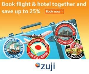 Flight & Hotel Package