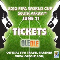 The World Cup Begins June 11th- Go There!