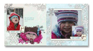 Free Premium Offer: Winter Fades Scrapbook