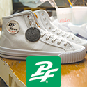 PF Flyers - Made in USA White