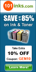 Up to 85% OFF Printer Ink