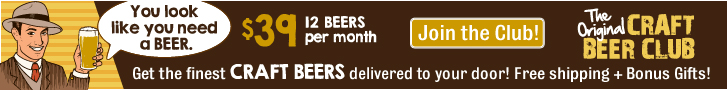 Click Here to Get The Finest Craft Beers from America's Best Micro Breweries Delivered Direct To Your Door Each Month with Free Shipping and Bonus Gifts from CraftBeerClub.com and Support The Garden Oracle with Your Purchases!