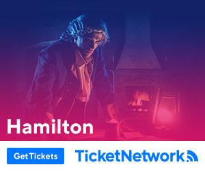 Hamilton biljetter