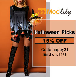 Halloween Picks 15% Off Code:happy31 End on:11/1