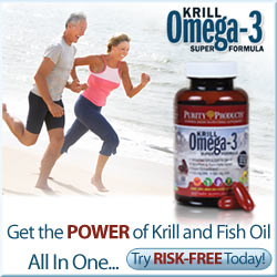 Purity Advanced Omega 3 Fish Oil Free Bottle Offer