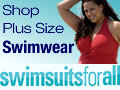 Plus size swimwear from SwimsuitsForAll.com