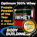 Bodybuilding.com's Protein Powder of the Year