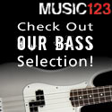 Bass at Music123