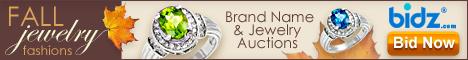 Bidz.com Brand Name & Jewelry Auctions