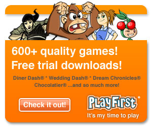 Get Quality Games at PlayFirst.com!