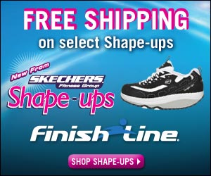 Skechers Shape Ups - FREE SHIPPING