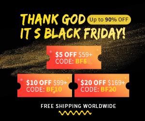 Black Friday Alert! Ladies on a Mission! Buy More Save More: BF5 BF10 BF20 (59-5,99-10,169-20)