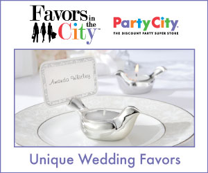 Wedding Favors by Party City