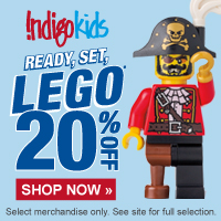 Ready Set Lego! 20% Off Select Lego Products