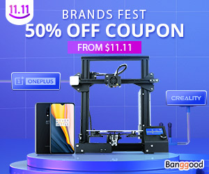 50% OFF Coupon for Brand Fest
