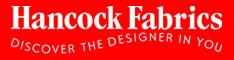 234x60 Hancock Fabrics Logo Red