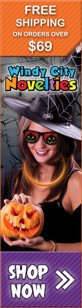 Halloween Party Decorations and Costumes 120% Low Price Guarantee, Free Shipping with $39 order