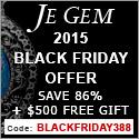 Black Friday at JeGem
