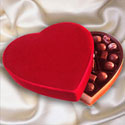 Valentine's Day Chocolate Heart