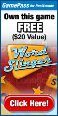 Get Word Slinger Free with GamePass