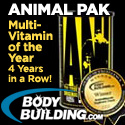 Bodybuilding Multivitamin of the Year