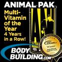 Bodybuilding.com's Multivitamin of the Year
