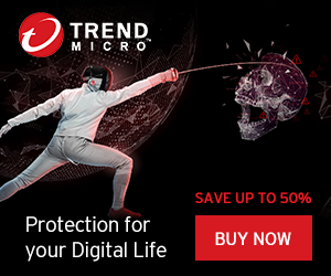 Trend Micro Titanium Anti-Virus Software